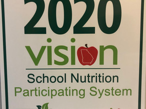 2020 Vision in School Nutrition