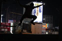 Roof Hopping