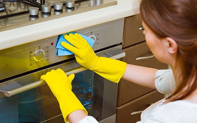 Free Oven Cleaning - End of Tenancy Cleaning in London - Book a Cleaner