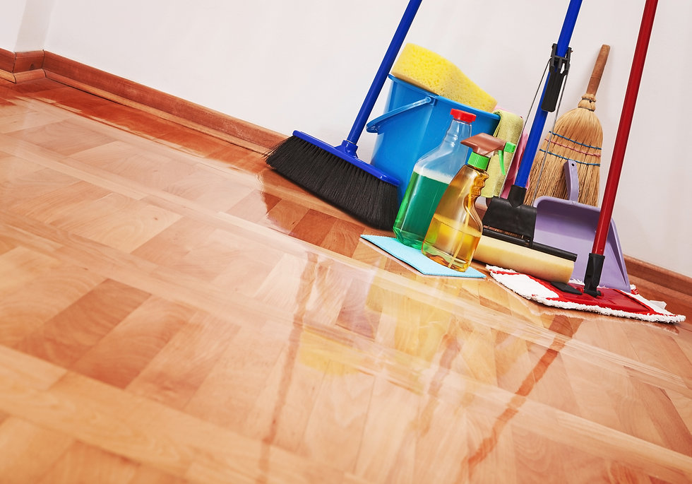 One Off Cleaning Service Book a Cleaner East London
