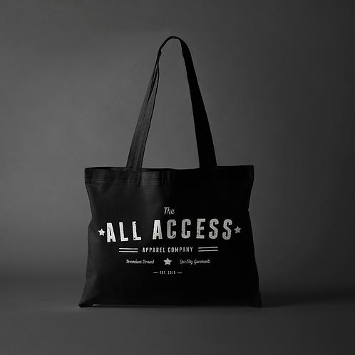 AAA Fabric Tote Bag