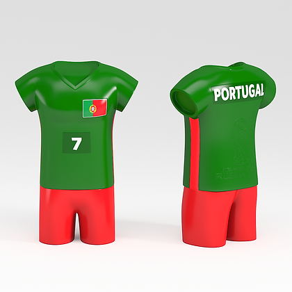 Portugal - FIFA World Cup 2018 Collection