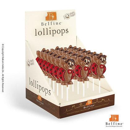 Belfine Choco-Lolly Πασχαλίτσα