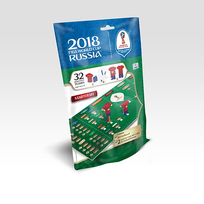 Starter Kit - FIFA World Cup 2018 Collection