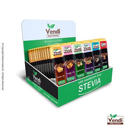 Vendi Stevia Stand 64 pcs