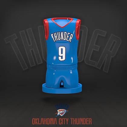 Oklahoma City Thunder 3D figure – Official NBA Collection