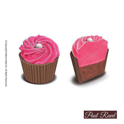 Paul Ravel Cupcake Raspberry