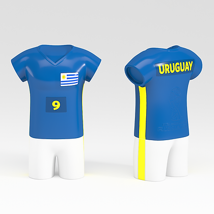 Uruguay - FIFA World Cup 2018 Collection