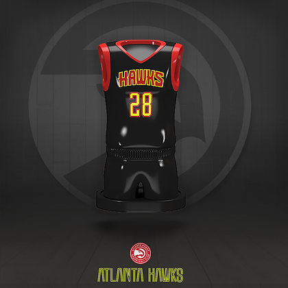 Atlanta Hawks 3D figure – Official NBA Collection