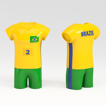 Brazil - FIFA World Cup 2018 Collection