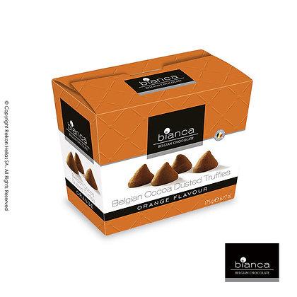Τρούφες Orange σε Κουτί