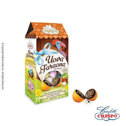 Crispo Αυγουλάκι φραγκόκοτας 150g