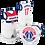 Thumbnail: Washington Wizards 3D figure – Official NBA Collection