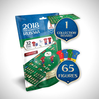 Full Collection Pack - FIFA World Cup 2018 Collection