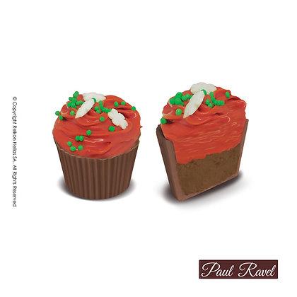 Paul Ravel Cupcake Crème Brûlée
