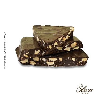 Blocks Σοκολάτα Υγείας - Φουντούκι