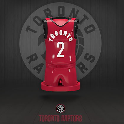 Toronto Raptors 3D figure – Official NBA Collection