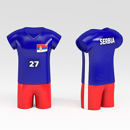 Serbia - FIFA World Cup 2018 Collection