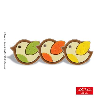 Choco Φιγούρες Πουλάκια