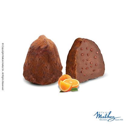Τρούφες Orange Candied