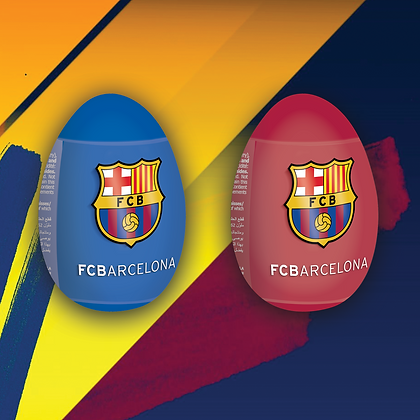 Surprise Eggs - Official FCB Collection