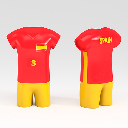 Spain - FIFA World Cup 2018 Collection