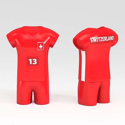 Switzerland - FIFA World Cup 2018 Collection