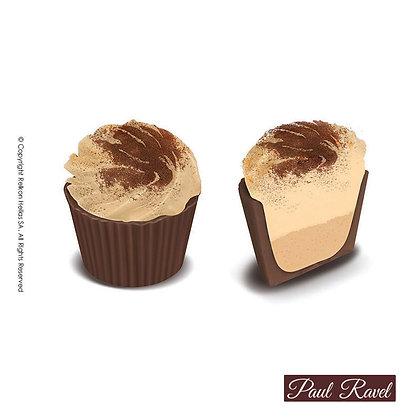 Paul Ravel Cupcake  Tiramisu