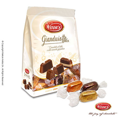 Gianduiotto Mix 200g