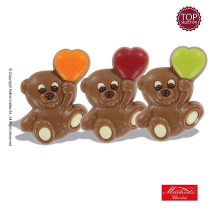 Choco Φιγούρες Αρκουδάκι Καρδιά