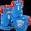 Thumbnail: Oklahoma City Thunder 3D figure – Official NBA Collection