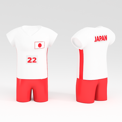 Japan - FIFA World Cup 2018 Collection