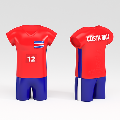 Costa Rica - FIFA World Cup 2018 Collection