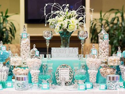 5 Βήματα για ένα ξεχωριστό Candy Bar Γάμου