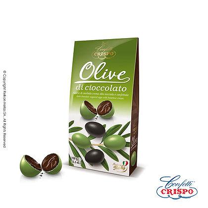 Αυγουλάκι Crispo Olive 150g