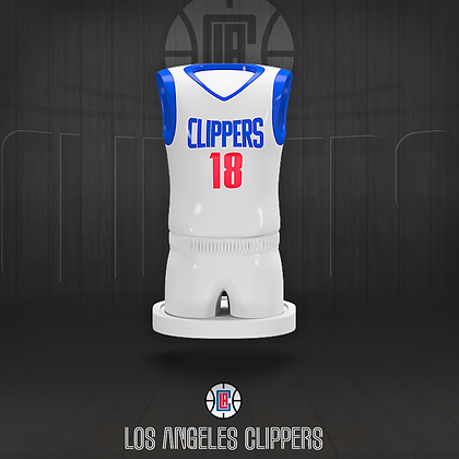 Los Angeles CLippers 3D figure – Official NBA Collection