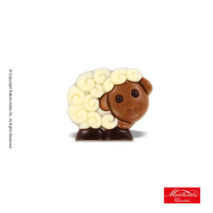 Martinez Sheep White
