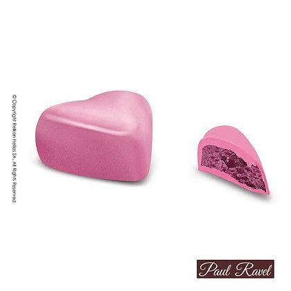 Madona Heart White - Pink