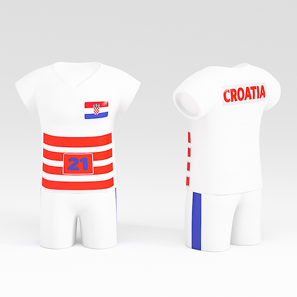Croatia - FIFA World Cup 2018 Collection
