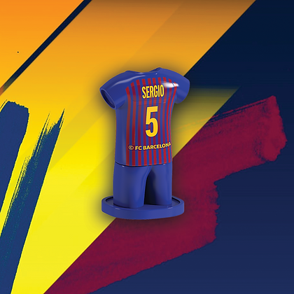 Sergio Busquets - Official FCB Collection