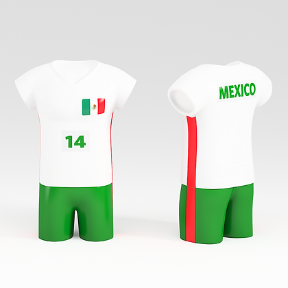 Mexico - FIFA World Cup 2018 Collection