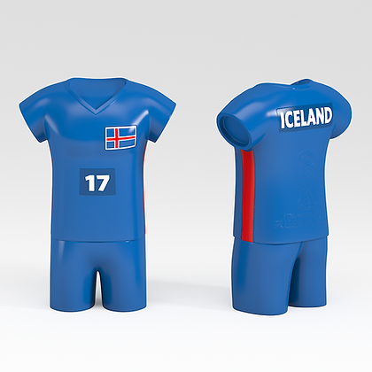 Iceland - FIFA World Cup 2018 Collection