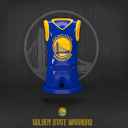 Golden State Warriors 3D figure – Official NBA Collection