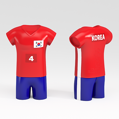 South Korea - FIFA World Cup 2018 Collection
