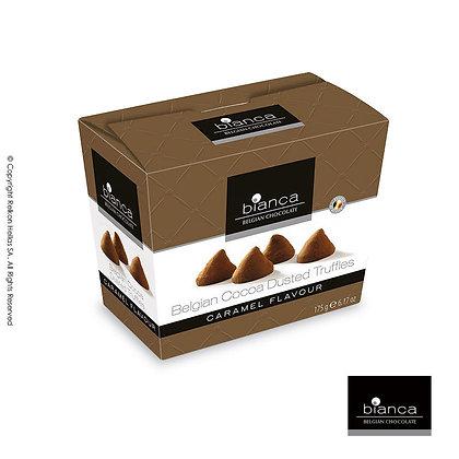 Τρούφες Caramel σε Κουτί