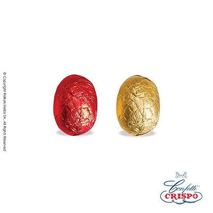 Crispo Αυγουλάκι Χρυσό - Κόκκινο