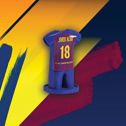Jordi Alba - Official FCB Collection