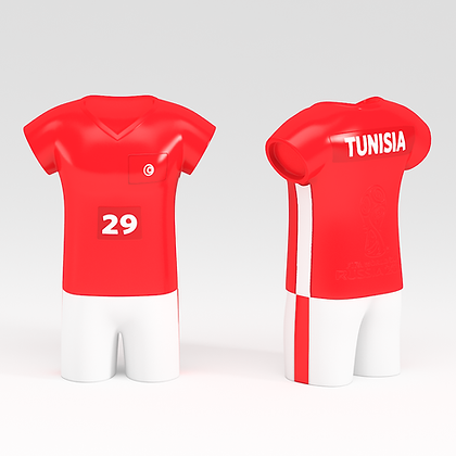 Tunisia - FIFA World Cup 2018 Collection