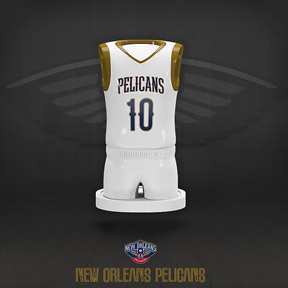 New Orleans Pelicans 3D figure – Official NBA Collection