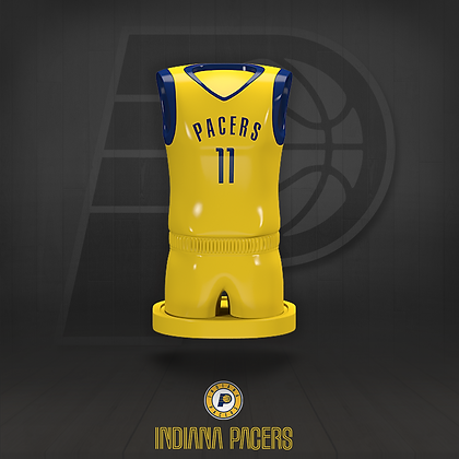 Indiana Pacers 3D figure – Official NBA Collection
